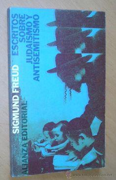 SIGMUND FREUD - ESCRITOS SOBRE JUDAISMO Y ANTISEMITISMO Alianza Editorial, - Foto 1