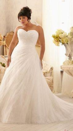 {Curvy Wedding Dress of the Week} Mori Lee ~ Julietta Spring 2014 Collection