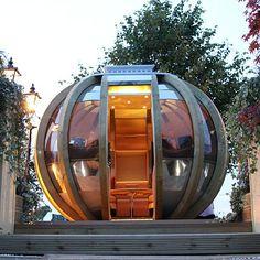 Farmer's Cottage Deluxe Summer House Sphere  £16,495