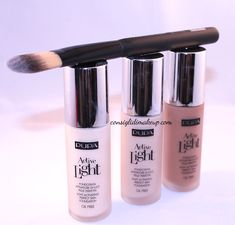 Consigli di Makeup: Review: Active Light Fondotinta Attivatore Di Luce...