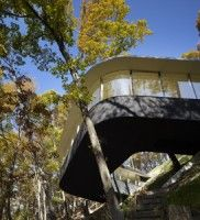 House Design, Houses On The Edge Of The Cliff  By TNA Architects: Houses On The Edge Of The Cliff Design