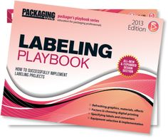 Your GO-TO Guide is here! It's essential to keep your ear to the ground in packaging practices, and this handy, must-have PDF e-book will help you stay ahead of the curve. You'll turn to the Labeling Playbook for everything from basic branding and packaging strategies to the best materials, technologies, and machines for the job.