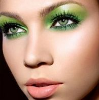 Fierce and Fabulous with Val!: GOING GREEN!!