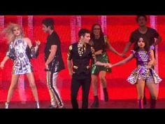 Soy Luna en Concierto - Argentina - YouTube