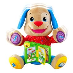 Laugh & Learn™ Singin' Storytime Puppy | BrandsLaughLearn | Fisher Price