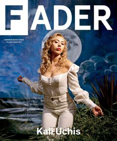FADER Who is the Real Kali Uchis?  http://www.thefader.com/2017/07/13/kali-uchis-cover-story-album-tyrant-interview