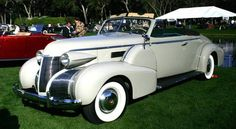 1939 Cadillacs