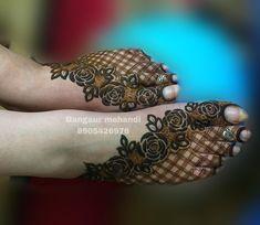 Henna Design By Fatima Henna Hand Designs, Rose Mehndi Designs, Mehndi Designs 2018, Stylish Mehndi Designs, Mehndi Designs For Girls, Wedding Mehndi Designs, Beautiful Henna Designs, Beautiful Mehndi, Dulhan Mehndi Designs