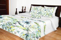 Prikrývka na posteľ prešívaná 3d, Furniture, Home Decor, Decoration Home, Room Decor, Home Furnishings, Home Interior Design, Home Decoration, Interior Design