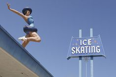 ice skating by Orrin, via Flickr