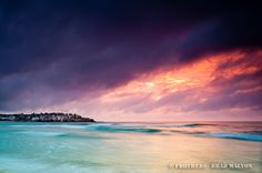 Frothers.com.au - 15 Nov 11 - Curves  - Bondi Bondi Beach, Pretty Pictures, Playground, Waves, Ocean, Clouds, Explore, Sunset, Gallery