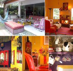 GYPSY YAYA: Color Blast! The Interiors Of Neza Cesar