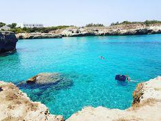 """""""Mi piace"""": 82, commenti: 5 - ... Life ... (@m_a_d_i_a) su Instagram: """"Perché in Puglia abbiamo le piscine naturali 💜  #volgoitalia #puglia #sea #adventure #splash…"""""""