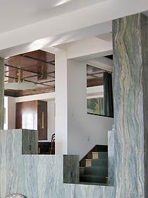 Villa Muller, Prague, Adolf Loos#adolfloos #architecture #villamuller #interior #stair