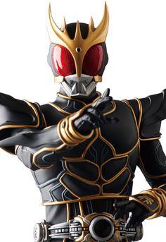 TAG Hobby » MEDICOM 2017年2月發售: Action Figure RAH DX Series Kamen Rider Kuuga Ultimate Form 25,000Yen