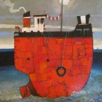 The Starboard Side Belty Oil