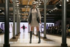 Pokaz nowej kolekcji butów Apia jesień-zima 2015-16. @ButyApia kolekcji w @StaryBrowar5050 w @CityOfPoznan.#buty #trend #fashion #steet styl