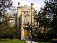 Trafalgar Castle School - 2003-2009 Castle School, Girl Day, Ontario, Castles, Mists, Abandoned, Canada, Mansions, House Styles