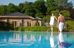 Sauna, Beauty en Wellnessresort Thermen Bussloo | Thermen Bussloo