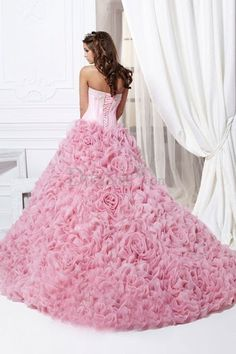 House of Wu fashion designer for bridal, prom and Quinceanera dresses. Quinceanera Dresses, Pink Dress, Dress Up, Rose Dress, Tiffany Dresses, Bridal Dresses, Prom Dresses, Dresses 2013, Quinceanera Collection