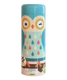 Love this Owl Family Canister Puzzle on #zulily! #zulilyfinds