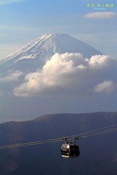 Mt Fuji. I can't wait to go here!