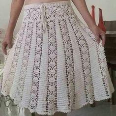 Fabulous Crochet a Little Black Crochet Dress Ideas. Fabulously Georgeous Crochet a Little Black Crochet Dress Ideas. Crochet Skirt Pattern, Crochet Skirts, Crochet Clothes, Black Crochet Dress, Crochet Blouse, Crochet Top, Crochet Summer, Online Dress Shopping, Filet Crochet