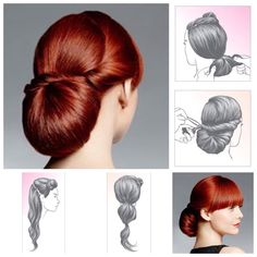 Office Hairstyles, Up Hairstyles, Wedding Hairstyles, Hair Up Styles, Long Cut, Hair Dos, Cut And Style, Prom Hair, Bridal Hair