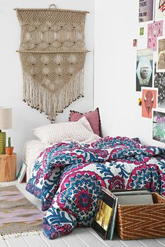Magical Thinking Wood Block Medallion Bed-In-A-Bag Snooze Set