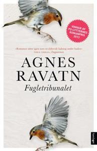 http://www.adlibris.com/no/product.aspx?isbn=8252183239 | Tittel: Fugletribunalet - Forfatter: Agnes Ravatn - ISBN: 8252183239 - Vår pris: 301,-
