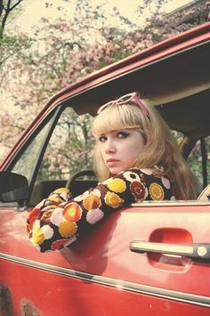 Tavi Gevinson, Age 16 - Fashion feminist, blogger at Rookie Blog, Creator of Rookie Mag, and Ted Talk presenter.