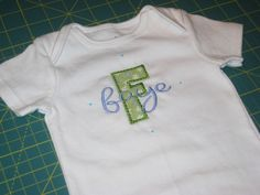 Tips for machine embroidering and appliqué.  Very helpful with lots of pictures.