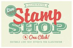 20 Illustrator Text Effects That'll Blow Your Mind ~ Creative Market Blog