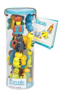 Critter Chain -- This is an Amazon Affiliate link. Check out this great product.