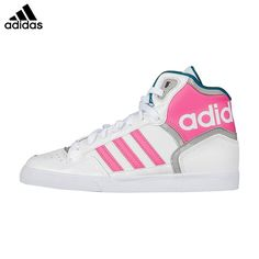 100% Original adidas The new women's tennis shoes sneakers winter M19458  free shipping(China