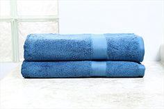 Hotel Collection 2 Piece Bath Sheet, Sky Blue  //Price: $ & FREE Shipping //     #Bathroom Bath Sheets, Sky, Free Shipping, Bathroom, Blue, Collection, Heaven, Washroom, Heavens