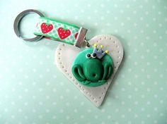 Schlüsselanhänger Schlüssel Geschenkideen Geschenk Fimo