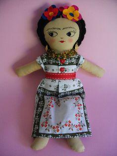 lovely frida doll baby