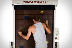 Treadwall on http://www.drlima.net