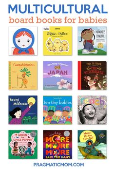 Top 10 Multicultural Board Books for Babies and Toddlers. Board Books For Babies, Early Intervention, Chapter Books, Historical Fiction, Book Publishing, Book Recommendations, Book Lists, Nonfiction, Childrens Books