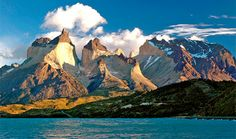 Fitz Roy & Torres del Paine Hiking. Copying this PAtagonia Trip :D