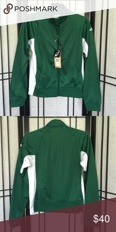 Green ASICS Warm Up Jacket ASICS light weight green warm up jacket. NWT. Never used. Size Small. Perfect for warming up and early morning or late night chilly workouts. Cheaper in Ⓜ️ercari. asics Jackets & Coats