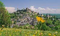 Turenne - one of France's top 22 villages