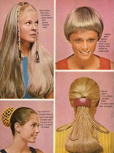 70s Hairstyles Teenage Girls