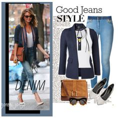 Get the Look: High-Waisted Jeans