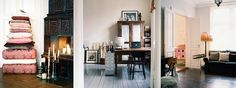 Beautiful apartment space  Seen on nordicdesign.ca