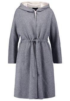 MAX&Co. CAFFE Płaszcz wełniany /Płaszcz klasyczny grey