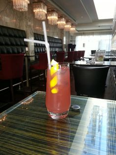 Kyoto Breezer is the cocktail of the month this February at Healey's Bar & Terrace!