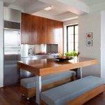 7 Diseños de Cocinas muy pequeñas - Kansei