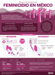 Día por la Erradicación del Feminicidio en México – :: NotiMX   Gaceta Informativa ::